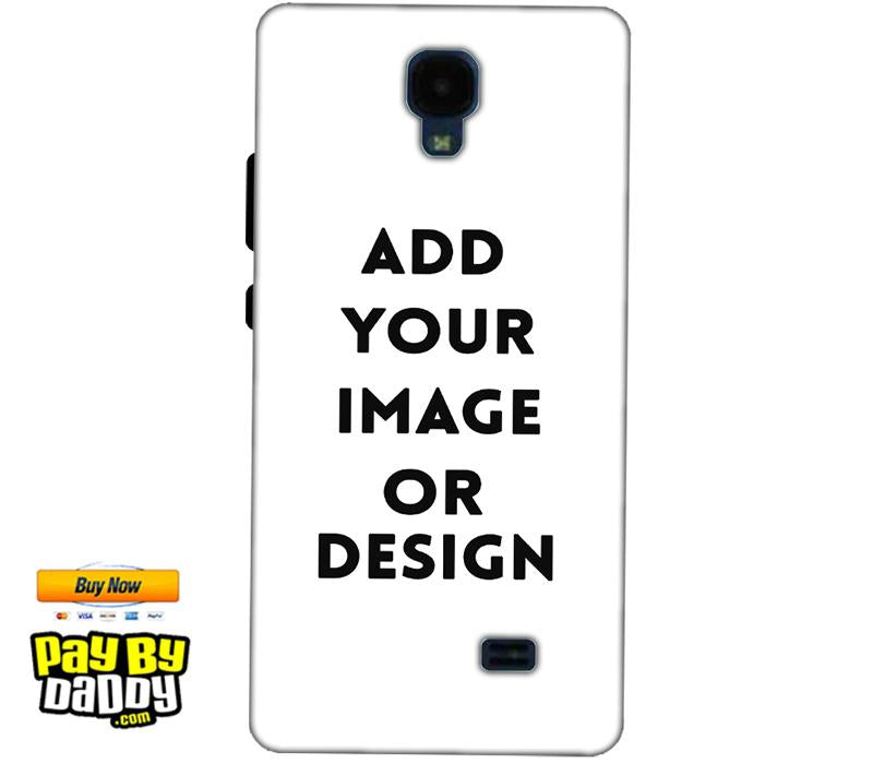 Customized Micromax Bolt Q383 Mobile Phone Covers & Back Covers with your Text & Photo