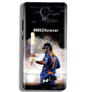 Micromax Bolt Q383 Mobile Covers Cases MS dhoni Forever - Lowest Price - Paybydaddy.com