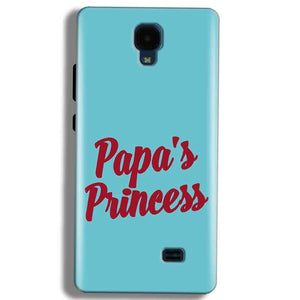 Micromax Bolt Q383 Mobile Covers Cases Papas Princess - Lowest Price - Paybydaddy.com