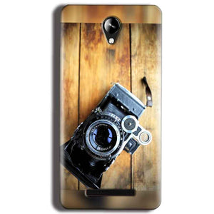 Micromax Canvas 6 Pro E484 Mobile Covers Cases Camera With Wood - Lowest Price - Paybydaddy.com