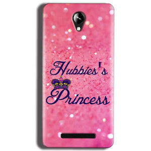 Micromax Canvas 6 Pro E484 Mobile Covers Cases Hubbies Princess - Lowest Price - Paybydaddy.com