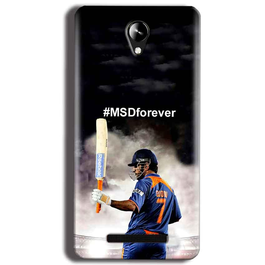 Micromax Canvas 6 Pro E484 Mobile Covers Cases MS dhoni Forever - Lowest Price - Paybydaddy.com