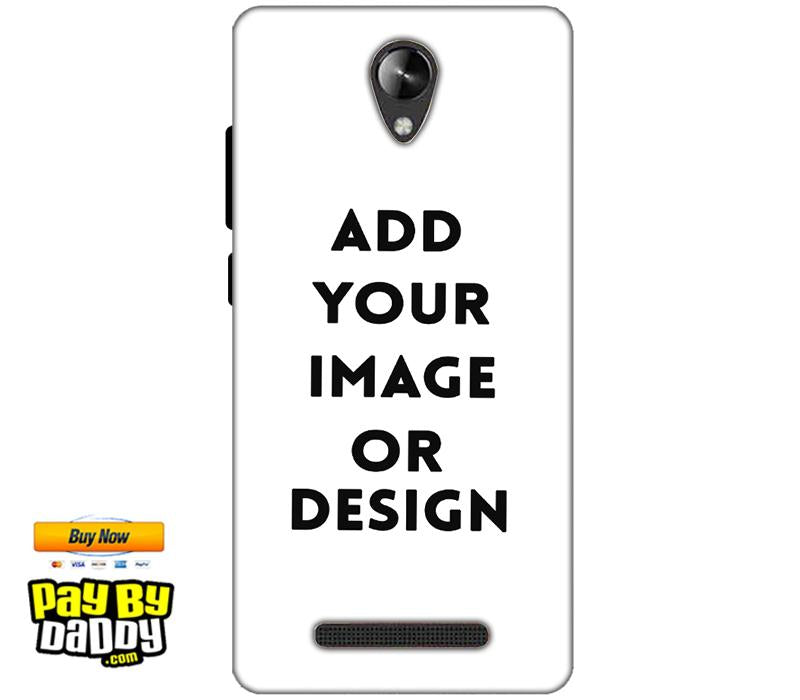 Customized Micromax Canvas 6 Pro Mobile Phone Covers & Back Covers with your Text & Photo
