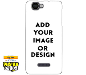 Customized Micromax Canvas A120 Mobile Phone Covers & Back Covers with your Text & Photo