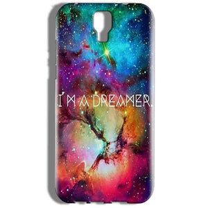 Micromax Canvas Amaze 2 E457 Mobile Covers Cases I am Dreamer - Lowest Price - Paybydaddy.com