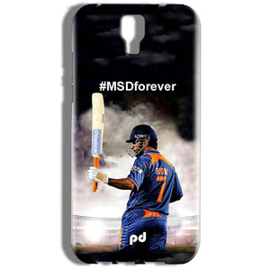 Micromax Canvas Amaze 2 E457 Mobile Covers Cases MS dhoni Forever - Lowest Price - Paybydaddy.com