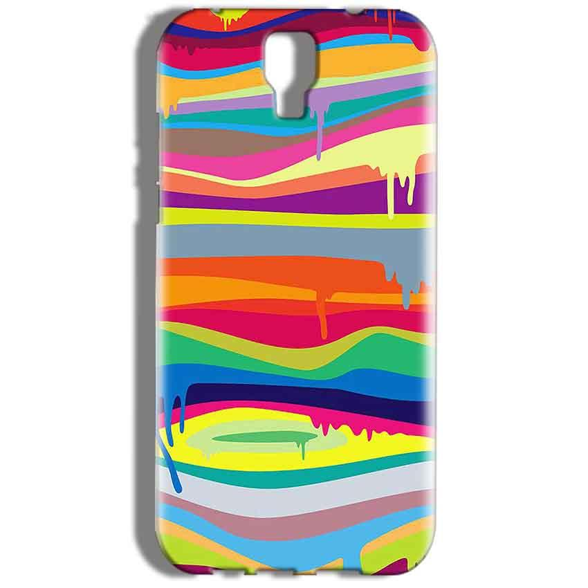 Micromax Canvas Amaze 2 E457 Mobile Covers Cases Melted colours - Lowest Price - Paybydaddy.com