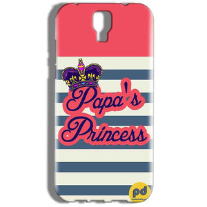 Micromax Canvas Amaze 2 E457 Mobile Covers Cases Papas Princess - Lowest Price - Paybydaddy.com