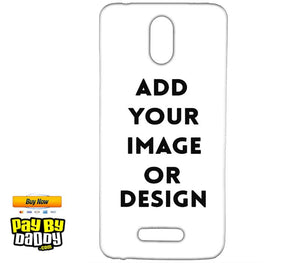 Customized Micromax Canvas Evok E483 Mobile Phone Covers & Back Covers with your Text & Photo