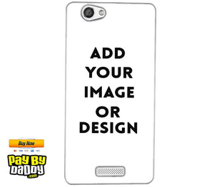 Customized Micromax Canvas Hue 2 A316 Mobile Phone Covers & Back Covers with your Text & Photo