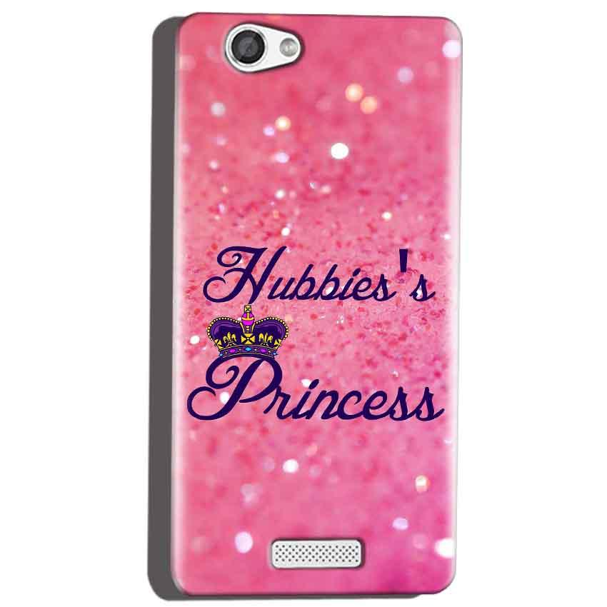 Micromax Canvas Hue 2 A316 Mobile Covers Cases Hubbies Princess - Lowest Price - Paybydaddy.com