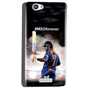 Micromax Canvas Hue 2 A316 Mobile Covers Cases MS dhoni Forever - Lowest Price - Paybydaddy.com