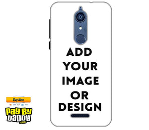 Customized Micromax Canvas Infinity Mobile Phone Covers & Back Covers with your Text & Photo