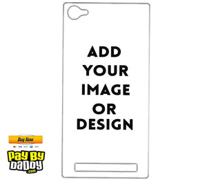 Customized Micromax Canvas Juice 4G Q461 Mobile Phone Covers & Back Covers with your Text & Photo