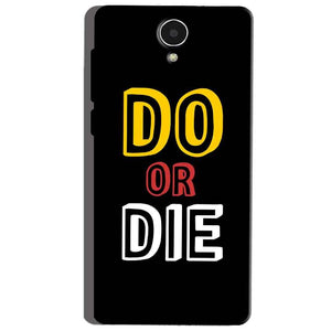 Micromax Canvas Mega 4g Q417 Mobile Covers Cases DO OR DIE - Lowest Price - Paybydaddy.com