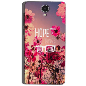 Micromax Canvas Mega 4g Q417 Mobile Covers Cases Hope in the Things Unseen- Lowest Price - Paybydaddy.com