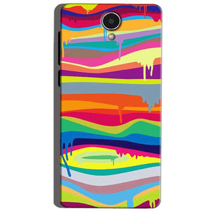 Micromax Canvas Mega 4g Q417 Mobile Covers Cases Melted colours - Lowest Price - Paybydaddy.com