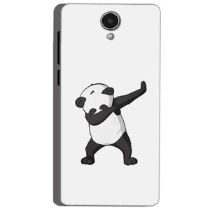 Micromax Canvas Mega 4g Q417 Mobile Covers Cases Panda Dab - Lowest Price - Paybydaddy.com