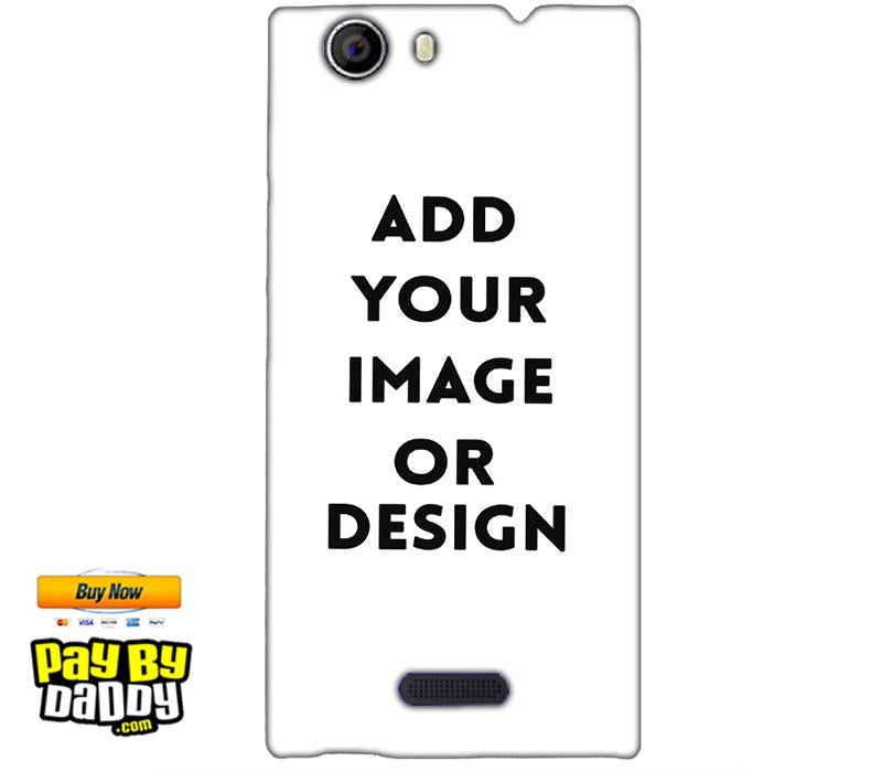 Customized Micromax Canvas Nitro 2 E311 Mobile Phone Covers & Back Covers with your Text & Photo