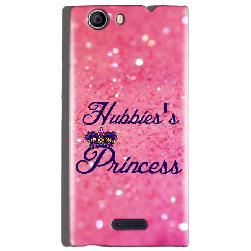 Micromax Canvas Nitro 2 E311 Mobile Covers Cases Hubbies Princess - Lowest Price - Paybydaddy.com