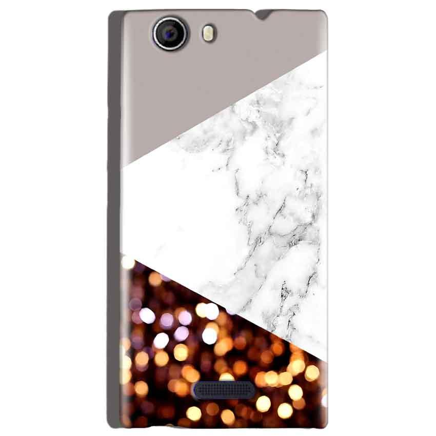 Micromax Canvas Nitro 2 E311 Mobile Covers Cases MARBEL GLITTER - Lowest Price - Paybydaddy.com