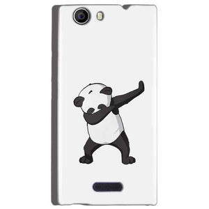 Micromax Canvas Nitro 2 E311 Mobile Covers Cases Panda Dab - Lowest Price - Paybydaddy.com