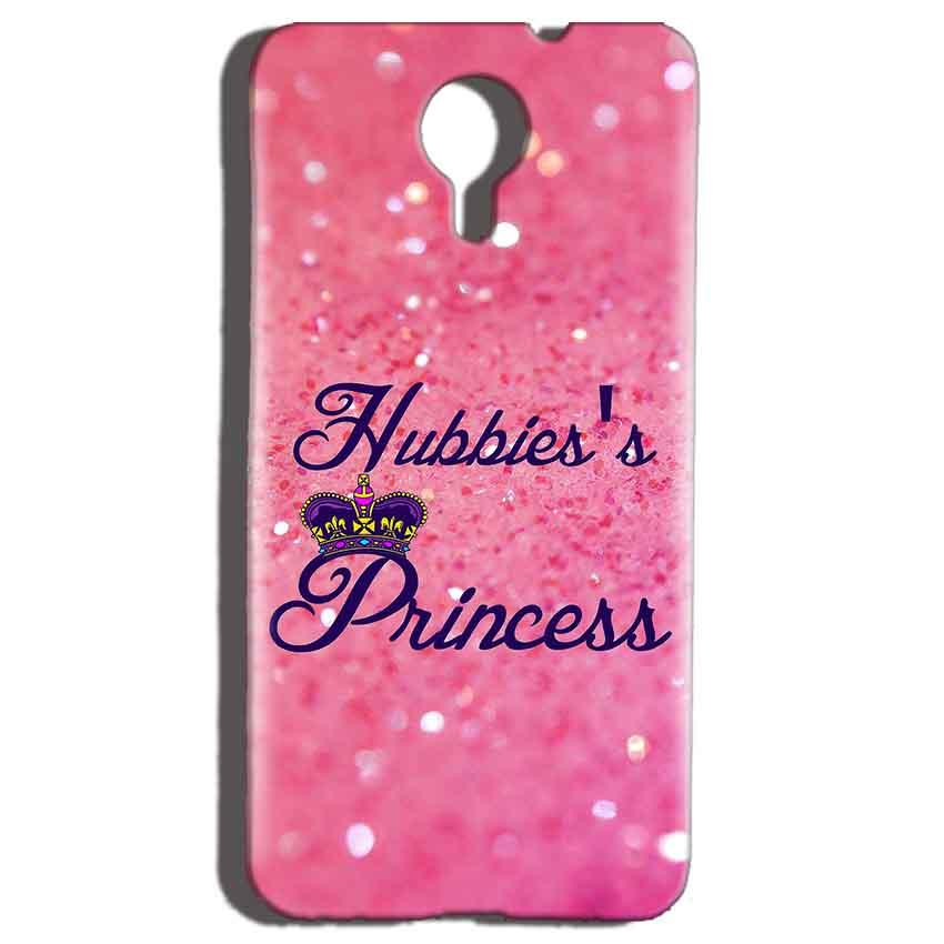 Micromax Canvas Nitro 4g E455 Mobile Covers Cases Hubbies Princess - Lowest Price - Paybydaddy.com