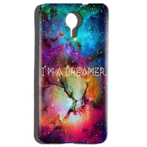 Micromax Canvas Nitro 4g E455 Mobile Covers Cases I am Dreamer - Lowest Price - Paybydaddy.com