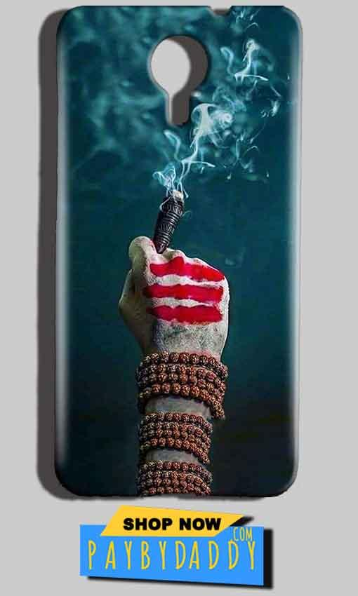 Micromax Canvas Nitro 4g E455 Mobile Covers Cases Shiva Hand With Clilam - Lowest Price - Paybydaddy.com