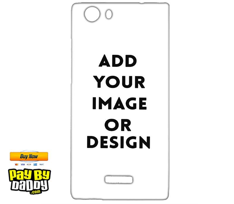 Customized Micromax Canvas Play 4G Q469 Mobile Phone Covers & Back Covers with your Text & Photo