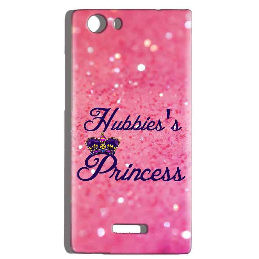 Micromax Canvas Play 4G Q469 Mobile Covers Cases Hubbies Princess - Lowest Price - Paybydaddy.com