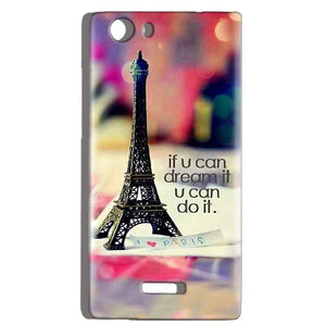 Micromax Canvas Play 4G Q469 Mobile Covers Cases If you can dream it do it - Lowest Price - Paybydaddy.com
