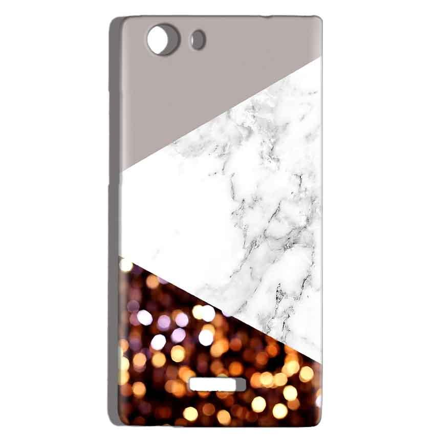 Micromax Canvas Play 4G Q469 Mobile Covers Cases MARBEL GLITTER - Lowest Price - Paybydaddy.com