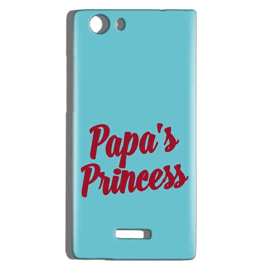 Micromax Canvas Play 4G Q469 Mobile Covers Cases Papas Princess - Lowest Price - Paybydaddy.com
