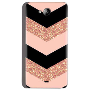 Micromax Canvas Play Q355 Mobile Covers Cases Black down arrow Pattern - Lowest Price - Paybydaddy.com