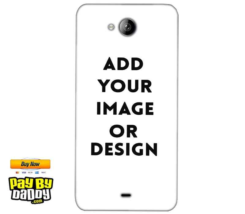Customized Micromax Canvas Play Q355 Mobile Phone Covers & Back Covers with your Text & Photo