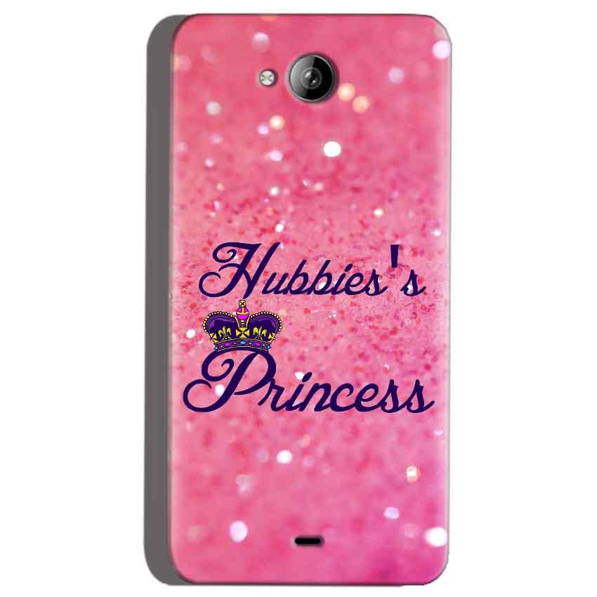 Micromax Canvas Play Q355 Mobile Covers Cases Hubbies Princess - Lowest Price - Paybydaddy.com