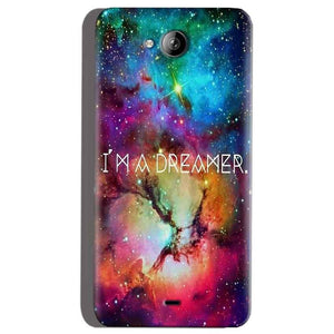 Micromax Canvas Play Q355 Mobile Covers Cases I am Dreamer - Lowest Price - Paybydaddy.com