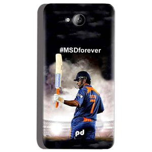 Micromax Canvas Play Q355 Mobile Covers Cases MS dhoni Forever - Lowest Price - Paybydaddy.com