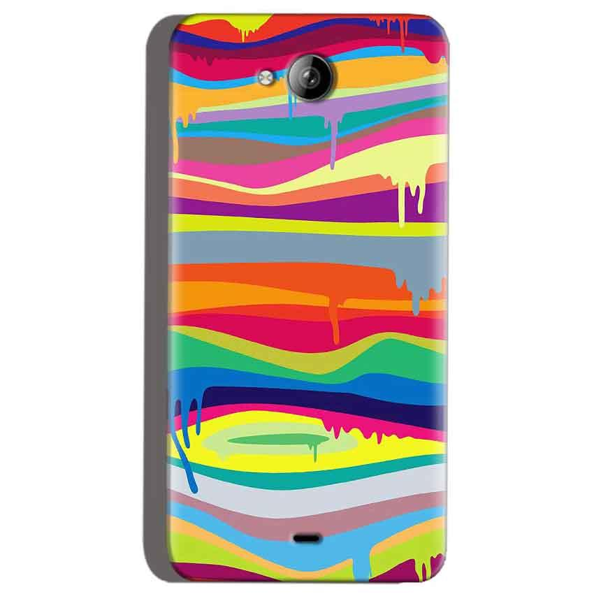 Micromax Canvas Play Q355 Mobile Covers Cases Melted colours - Lowest Price - Paybydaddy.com
