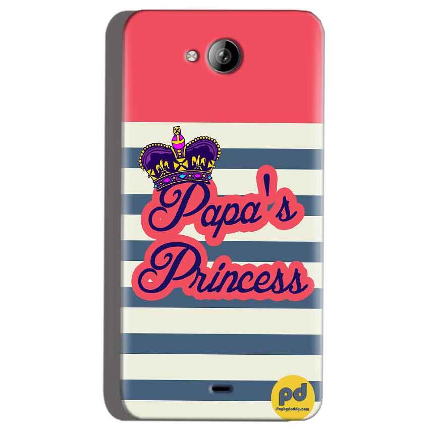 Micromax Canvas Play Q355 Mobile Covers Cases Papas Princess - Lowest Price - Paybydaddy.com