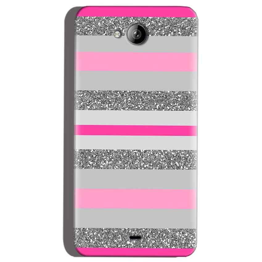 Micromax Canvas Play Q355 Mobile Covers Cases Pink colour pattern - Lowest Price - Paybydaddy.com