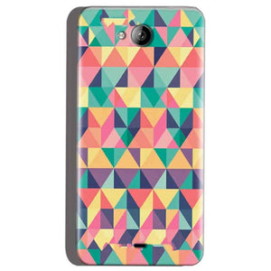 Micromax Canvas Play Q355 Mobile Covers Cases Prisma coloured design - Lowest Price - Paybydaddy.com