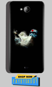Micromax Canvas Play Q355 Mobile Covers Cases Shiva Aghori Smoking - Lowest Price - Paybydaddy.com