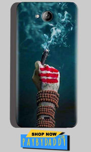 Micromax Canvas Play Q355 Mobile Covers Cases Shiva Hand With Clilam - Lowest Price - Paybydaddy.com