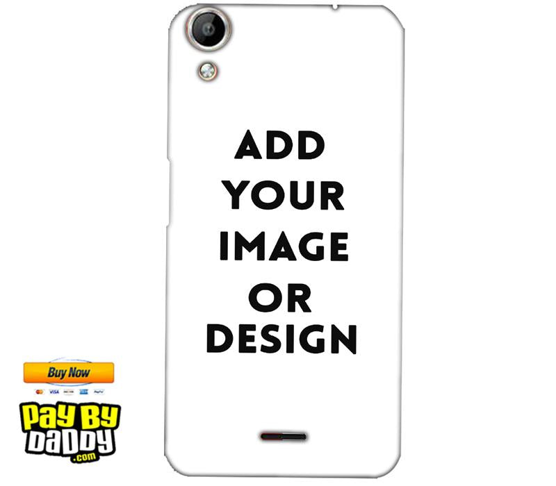 Customized Micromax Canvas Selfie 2 Q340 Mobile Phone Covers & Back Covers with your Text & Photo