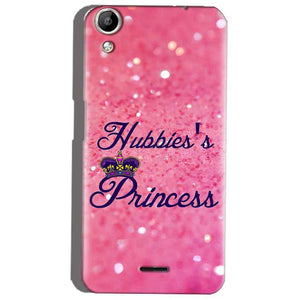 Micromax Canvas Selfie 2 Q340 Mobile Covers Cases Hubbies Princess - Lowest Price - Paybydaddy.com