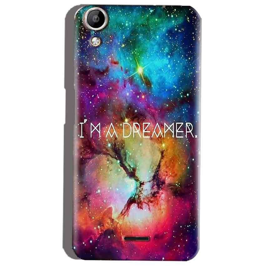 Micromax Canvas Selfie 2 Q340 Mobile Covers Cases I am Dreamer - Lowest Price - Paybydaddy.com