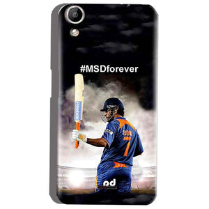 Micromax Canvas Selfie 2 Q340 Mobile Covers Cases MS dhoni Forever - Lowest Price - Paybydaddy.com