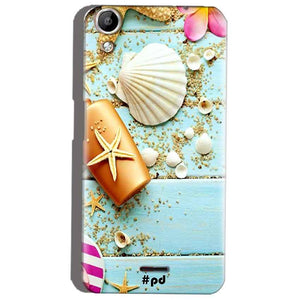 Micromax Canvas Selfie 2 Q340 Mobile Covers Cases Pearl Star Fish - Lowest Price - Paybydaddy.com